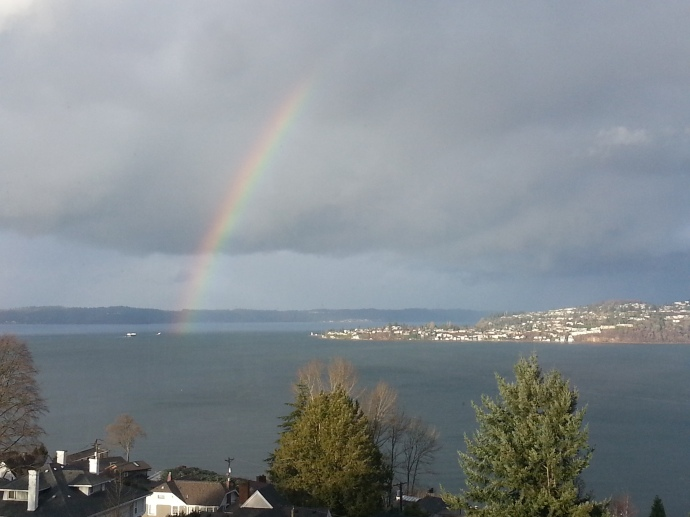 Matt's rainbow